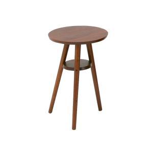テーブル サイドテーブル ベッド ミニテーブル 丸テーブル ミッドセンチュリー レトロ emo エモ EMT-1914|arne