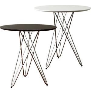 コーヒーテーブル カフェテーブル 丸 テーブル バーテーブル RT-472 Wire leg table|arne