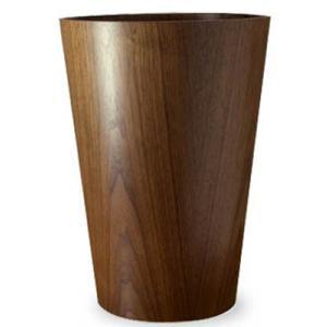 ゴミ箱 木製 おしゃれ インテリア 北欧 ごみ箱 プライウッド ゴミ箱 木製 北欧 ダストボックス 905 L 上開き ウォールナット SAITO WOOD サイトーウッド|arne