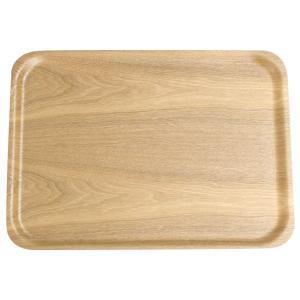 お盆 北欧 木製 プレート おしゃれ トレイ サイトーウッド 1004AS おぼん カフェ 食器 キッチン雑貨 かわいい キッチン小物 ランチ 長角トレー プライウッド|arne