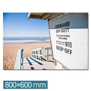 フォトパネル リゾート風 インテリア  アートパネル アートフレーム フォトアート パネル フレーム IAP51252 Lifeguard Station