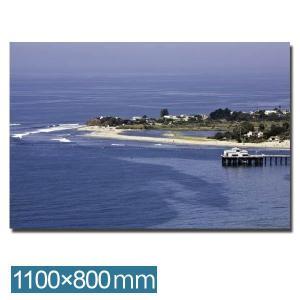 フォトパネル リゾート風 インテリア  アートパネル アートフレーム フォトアート パネル おしゃれ IAP51281 Malib surf point