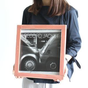 絵画 木製フレーム レコードジャケットフレーム...の詳細画像3
