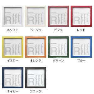 絵画 木製フレーム レコードジャケットフレーム...の詳細画像4