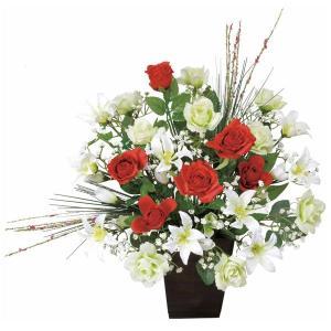 ロディオローズ 光触媒 観葉植物 インテリア 人気 おしゃれ 造花 アートフラワー ギフト 花 造花 インテリア arne