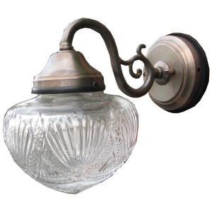 エクステリアランプ アンティークテイスト エクステリアライト FC-WO855A 952 照明 ポーチライト エクステリア照明 ヨーロピアン レトロ|arne
