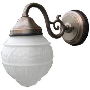 エクステリアランプ アンティークテイスト エクステリアライト FC-WO855A 4825 照明 ポーチライト エクステリア照明 ヨーロピアン レトロ|arne
