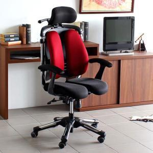 パソコンチェア ハイバック ロッキング機能 リクライニング オフィスチェア 肘付 キャスター 腰痛 HARA Chair ハラチェア Nietzsche II