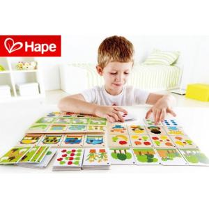 知育玩具 4歳 知育 玩具 子供 幼児 おもちゃ 木製 木のおもちゃ 数遊び 数え方 数字 教育 ドイツ 誕生日 プレゼント Hape ハペ E6303 テーマカウント|arne