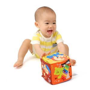 赤ちゃん 音の出る おもちゃ 6ヶ月 玩具 ダンス ギフト TYKK10664 トーキング・スクエア|arne