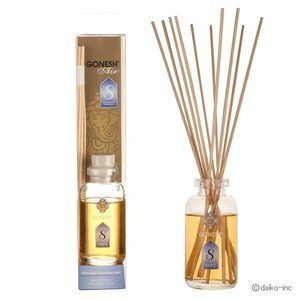 ■ ガーネッシュ GONESH リードディフューザー 80ml NO.8 とは  この香りに言葉はい...