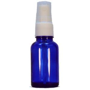 スプレーボトル ブルー 60ml 12本セット