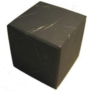 シュンガイト キューブ 4×4cm ( シュンガイト キューブ&エッグ ) SH-B0304b