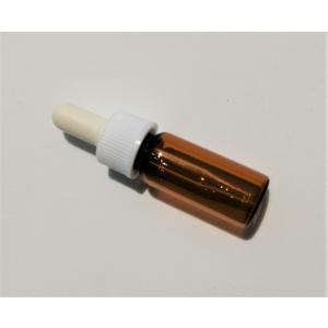 3ml   ミニ  スポイド瓶   褐色|aromadressing