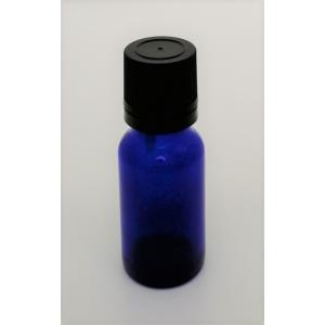 10ml ガラス製ボトル  コバルトブルー|aromadressing