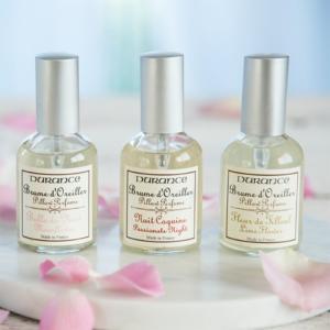 プロヴァンスの香りのブランドDURANCE・デュランス社の心地よい眠りを誘うお洒落なスプレーです。枕...