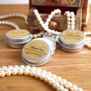 メール便送料無料 サンタール・エ・ボーテ THE tea ザ・ティー 練り香水[teaitem]|aromagestore