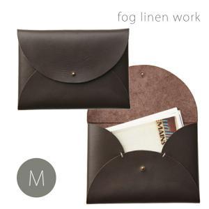 フォグリネンワーク ローラ レザーケース M fog linen work 名刺ケース カードケース 小物入れ メール便発送 aromagestore