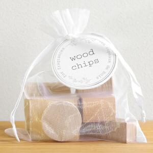 フレグランス用 ウッドチップス 100g入り ディフューザー 木製 アロマストーン サシェ エッセンシャルオイル エコ 日本製|aromagestore