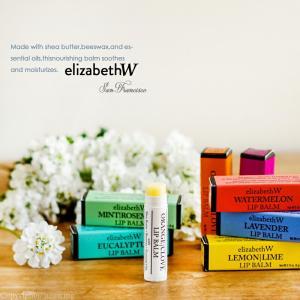 エリザベスW リップバームスティック リップスティック リップクリーム かわいい elizabeth W ギフト フレグランス メール便可|aromagestore