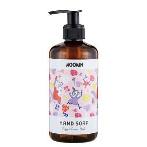 ムーミン ハンドソープ デザインボトル おしゃれ かわいい MOOMIN 液体せっけん 保湿成分 300mL|aromagestore