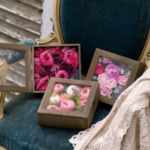母の日 プレゼント 実用的 シャン・ド・フルールボックスバスペタル オンポワ フラワーバスペタル 入浴剤 aromagestore