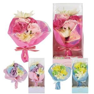 母の日 プレゼント 実用的 Days in Bloom バスフラワーブーケ 入浴剤 ローズ ガーデニア リリー aromagestore
