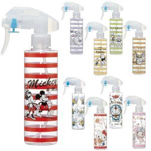スプレーボトル ミストスプレー 容器 掃除 除菌 アルコール かわいい ディズニー 200ml MSP1 細かいミスト状で広く噴射|aromagestore