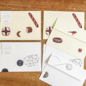 封筒 おしゃれ かわいい  cozyca products 西淑 封筒 rest rhythm 日本製 美濃和紙 メール便|aromagestore