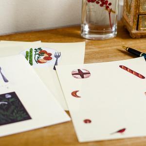 便箋 おしゃれ かわいい cozyca products 西淑 便箋 rest 日本製 美濃和紙 ステーショナリー 雑貨 メール便|aromagestore
