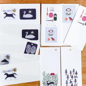 一筆箋 便箋 おしゃれ かわいい cozyca products 西淑 一筆箋 daily・dream 日本製 美濃和紙 メール便|aromagestore