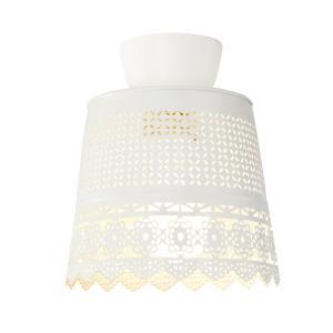 シーリングライト LETTICE レティス 1灯 ランプ LED電球対応 天井 照明 おしゃれ キシマ|aromainterior