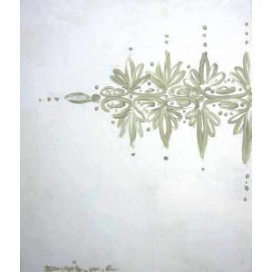 送料無料 おしゃれ インテリアアート 絵画 art Domei シリーズ grace061 p15 ウッドパネルグレー aromainterior