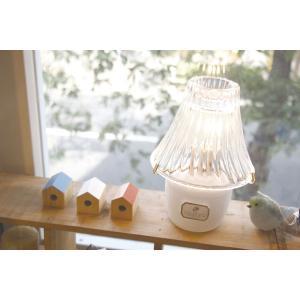 ジョゼ アロマランプ キシマ コンセント コード式 ガラス 癒し かわいい 送料無料|aromainterior