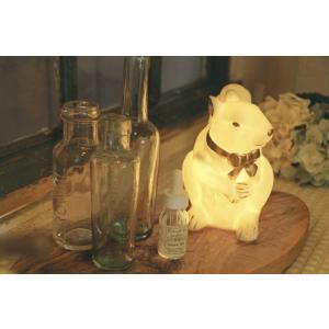 パフュームスクイレル アロマランプ リス キシマ コンセント コード式 磁器 癒し かわいい|aromainterior