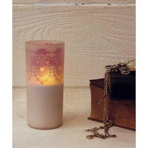 クオーレグラフィオ Cuore Graphio LEDキャンドルランプ レース|aromainterior
