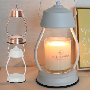 キャンドルウォーマー ランプ 照明  アロマキャンドルウォーマーL  キャンドル 間接照明 灯りの画像