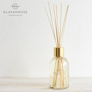 リードディフューザー スティック / GLASSHOUSE リードディフューザー ギフト aromaroom