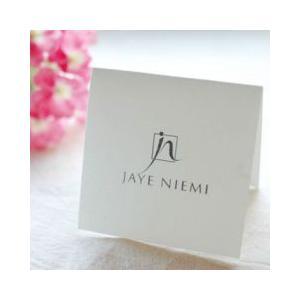 メッセージカード1 ジェイニエミタイプ|aromaroom