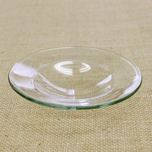 アロマポット用 ガラス受け皿 替え皿 aromatherapy