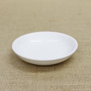 アロマポット用 受け皿 上皿 白 陶器 (メール便可) aromatherapy