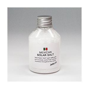 バスソルト メキシカン ソーラーソルト 195g|aromatherapy