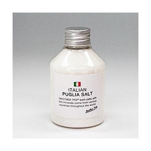 バスソルト イタリアン プーリアソルト 195g|aromatherapy