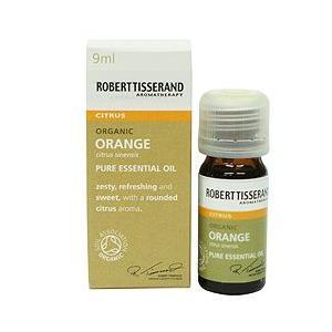 アロマオイル 精油  ロバートティスランド オレンジ オーガニック 9ml|aromatherapy