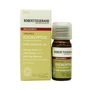 アロマオイル 精油  ロバートティスランド ユーカリ オーガニック 9ml|aromatherapy