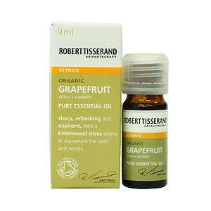 アロマオイル 精油  ロバートティスランド グレープフルーツ オーガニック 9ml|aromatherapy