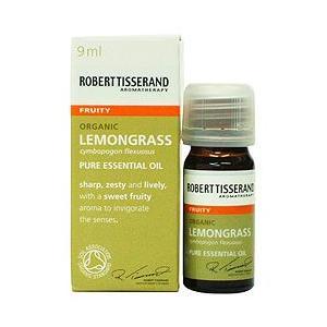 アロマオイル 精油  ロバートティスランド レモングラス オーガニック 9ml|aromatherapy