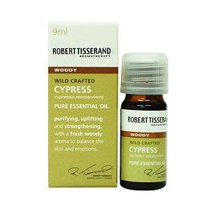 アロマオイル 精油  ロバートティスランド サイプレス 9ml|aromatherapy