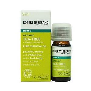 アロマオイル 精油  ロバートティスランド ティートリー オーガニック 9ml|aromatherapy