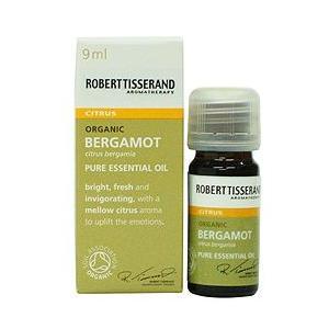 アロマオイル 精油  ロバートティスランド ベルガモット オーガニック 9ml|aromatherapy
